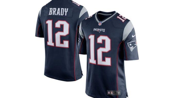 Tom Brady Trikot